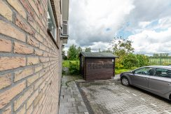 For Rent! A detached family house with free view @Amsterdam Nieuw-West Osdorperweg 582 Foto 30 Buitenberging 01a