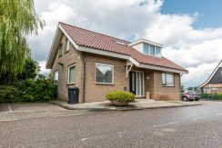 For Rent! A detached family house with free view @Amsterdam Nieuw-West Osdorperweg 582 Foto 32 Gevel 01b
