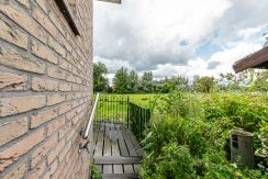 For Rent! A detached family house with free view @Amsterdam Nieuw-West Osdorperweg 582 Foto 34 Zijgevel 01a